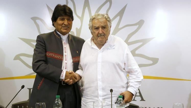 """José Mujica: """"Bolivia tendrá su salida al mar de manera inevitable"""""""