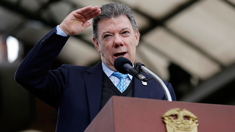 El presidente Santos, dispuesto a mediar entre el Gobierno venezolano y la oposición