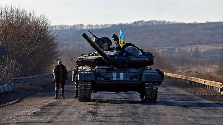 EE.UU. estudia proporcionar a Ucrania una ayuda militar de 1.000 millones de dólares