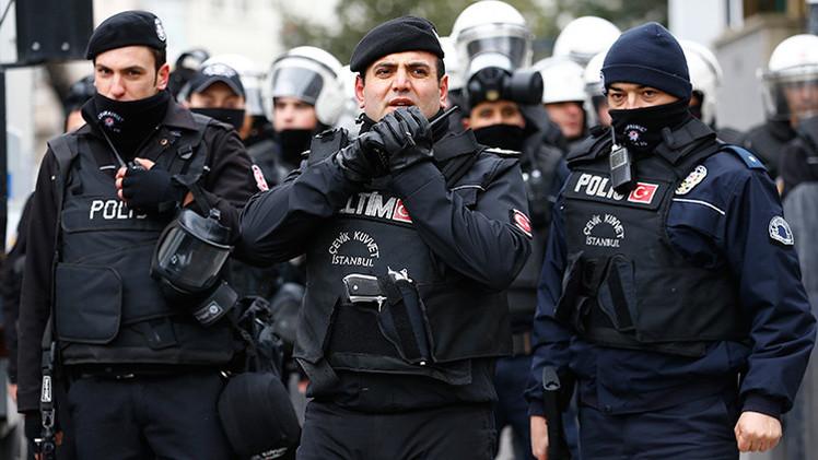 Alerta en Turquía por amenaza de ataque suicida cerca del Consulado de EE.UU.