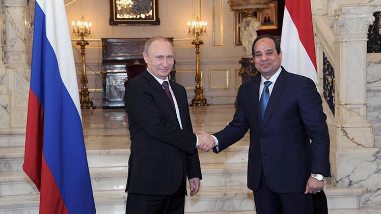 ¿Por qué los países de la 'primavera árabe' se alejan de EE.UU. y se acercan a Rusia?