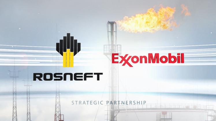 Las sanciones a Rusia le costaron mil millones de dólares a ExxonMobil