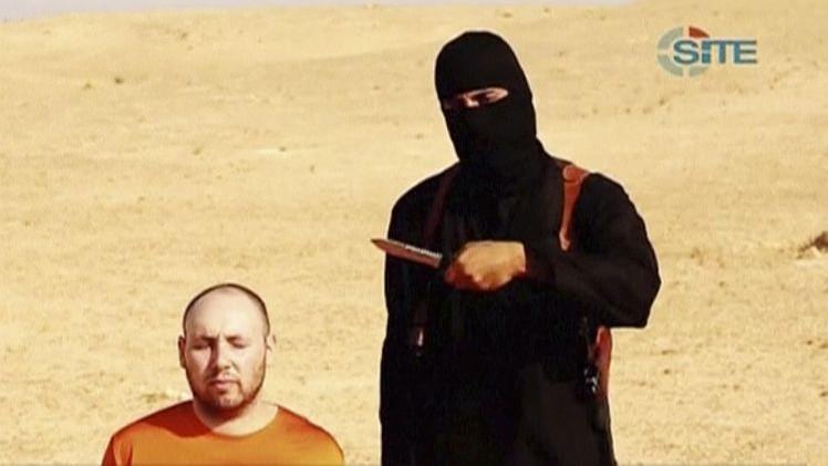 Publican una foto de adulto del 'yihadista John'