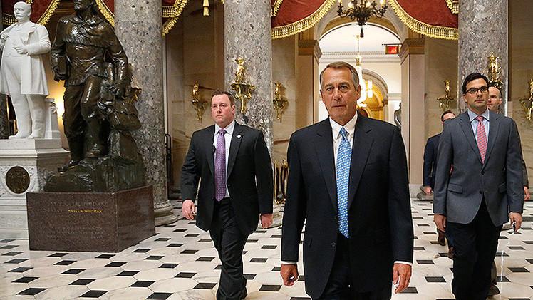 EE.UU.: Cámara Baja rechaza proyecto para financiar la seguridad nacional 3 semanas