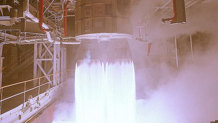 El Pentágono duda que pueda obviar el uso de motores de cohetes rusos