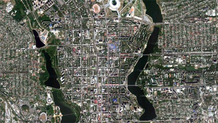 Washington suministra a Kiev inteligencia satelital para el conflicto en el este