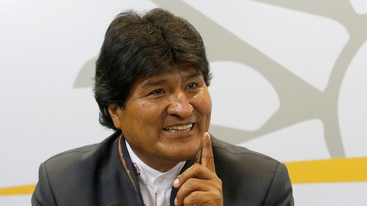 "Eduardo Galeano a Evo Morales: ""Eres símbolo de la identidad latinoamericana"""