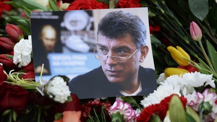 Video: Una cadena rusa muestra el momento del asesinato de Borís Nemtsov