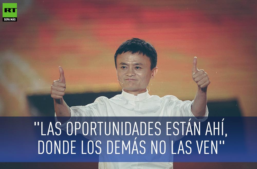 Pensamientos Millonarios De Personas Exitosas: Jack Ma
