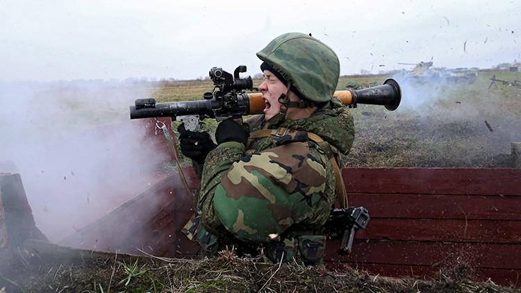 Ejército de Rusia