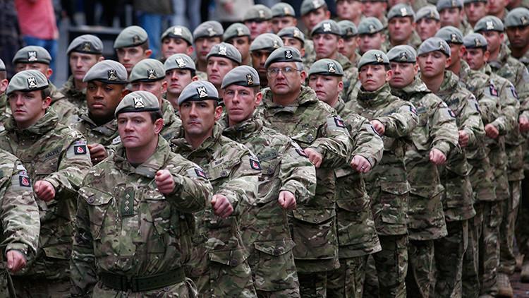 Ejército del Reino Unido