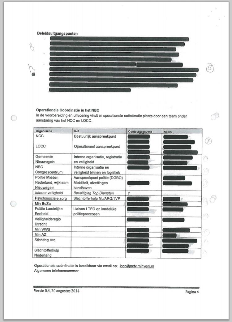 Denuncian que el Gobierno neerlandés ha censurado información sobre el MH17