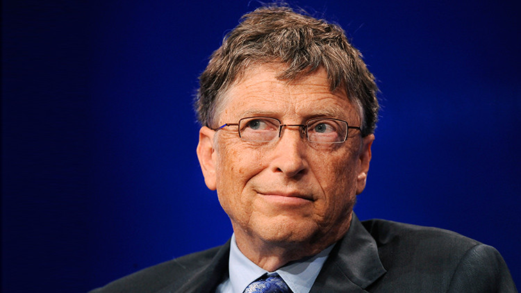 Bill Gates crítica política migratoria alemana