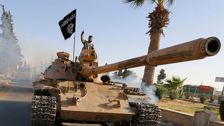 Los militantes del Estado Islámico