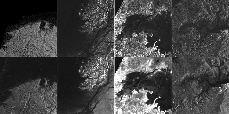 Dunas y mares a la vista: Publican las fotos más claras del mayor satélite de Saturno