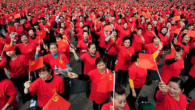"""""""China terminará en una dictadura comunista"""", según Stratfor"""