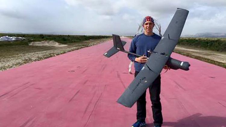 Pilotear drones con la mente es una realidad