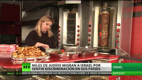 Miles de judíos migran a Israel por sentir discriminación en sus países