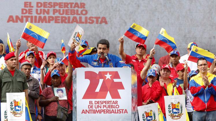 Maduro: Hemos detenido a ciudadanos de EE.UU. vinculados al espionaje