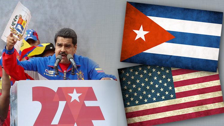 Balance semanal: Vetos de Venezuela contra EE.UU. y asesinato del político ruso Nemtsov