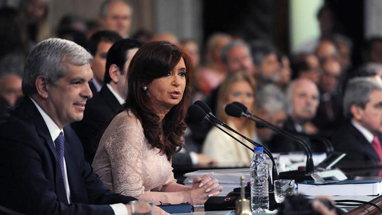 """Kirchner: """"Nos faltó que nos dijeran que nos iban a violar a todos"""""""
