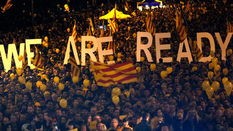 Independencia a la vista: Cataluña creará una soberanía fiscal y abrirá 'embajadas'