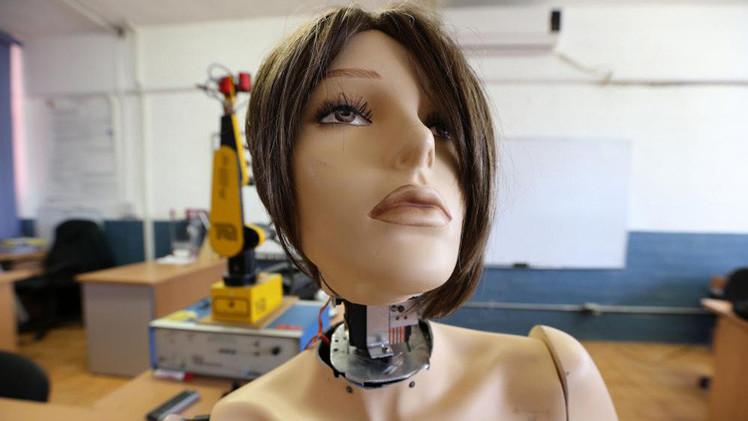 Científicos mexicanos desarrollan robots 'con corazón' que identifican emociones
