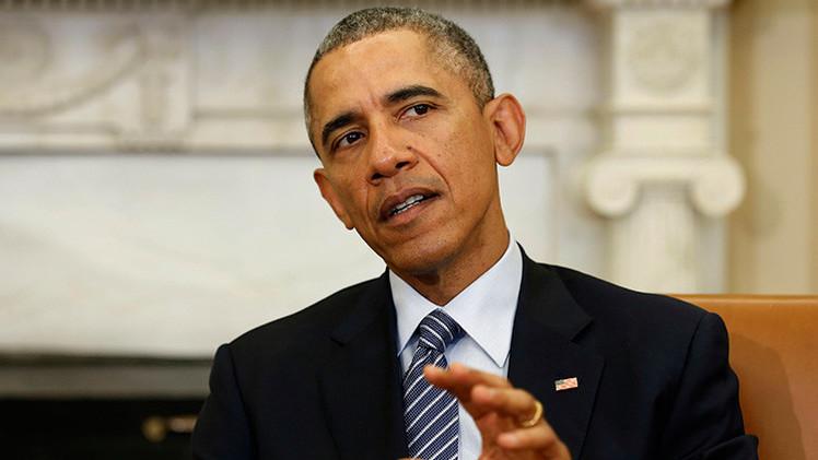 """Boehner: """"Los estadounidenses tienen miedo de que Obama esté llevando al país a un abismo"""""""