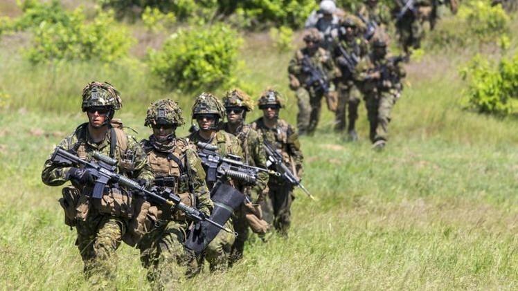 Canadá envía tropas a Polonia para participar en las maniobras de la OTAN