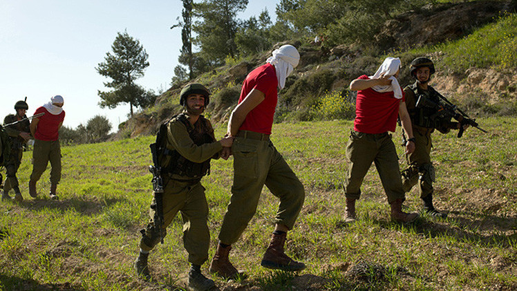 "El ejército de Israel lleva a cabo ejercicios ""sorpresa"" en Cisjordania"