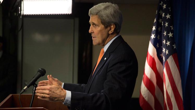 Kerry advirtió sobre la posibilidad de una confrontación militar con Irán