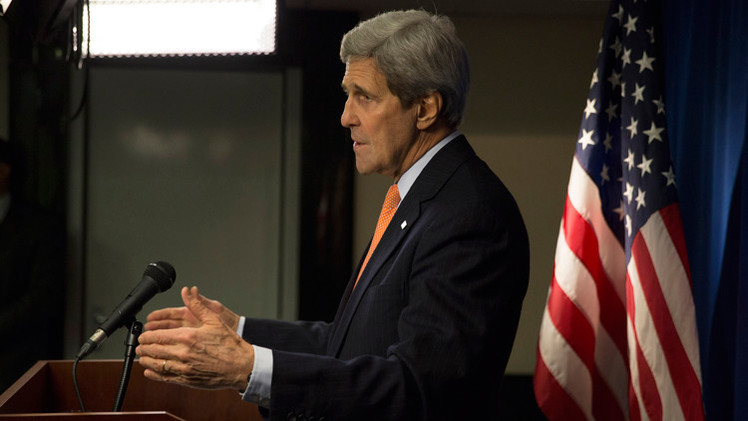 Kerry apela a la diplomacia para evitar una confrontación militar con Irán