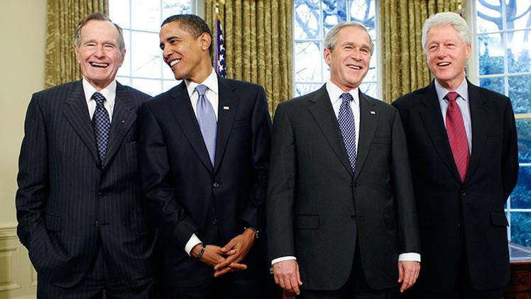 Estudio: ¿Quiénes son los presidentes más tontos de la historia de EE.UU.?
