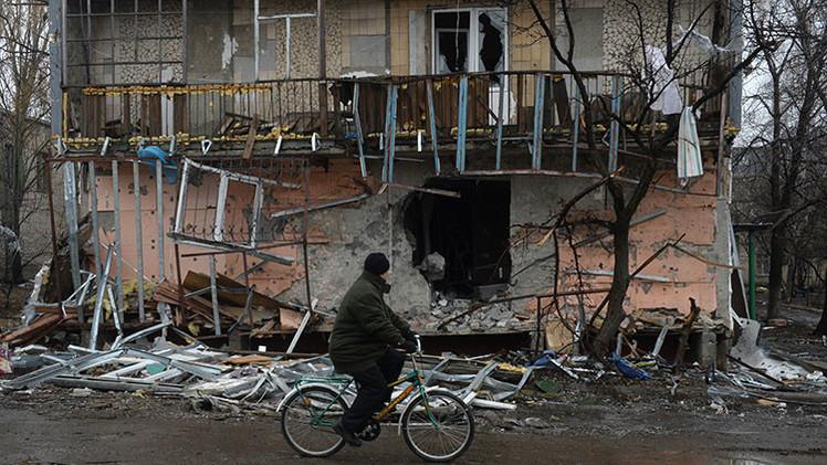 ONU: La infraestructura civil podría ser objetivo de ataques intencionales en el este de Ucrania