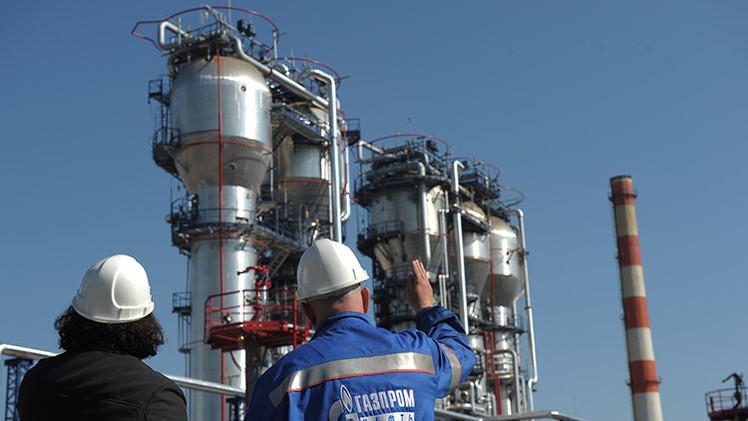 """Enorme competitividad"": Agencia china de calificación concede la nota 'AA' a Gazprom Neft"