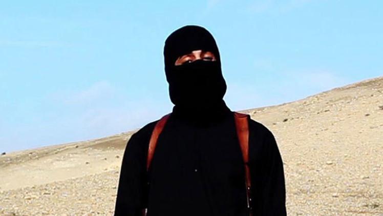 """Excombatiente yihadista: """"El 'yihadista John' es un juguete en manos del Estado Islámico"""""""