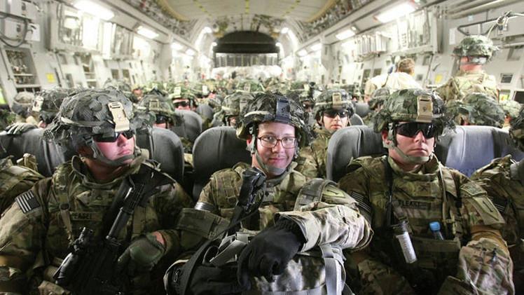 EE.UU. planea enviar al menos 300 militares a Ucrania entre marzo y octubre