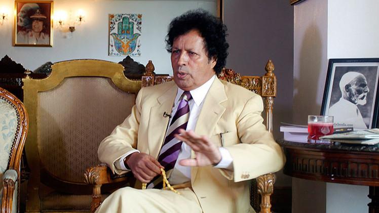 primo de Gaddafi