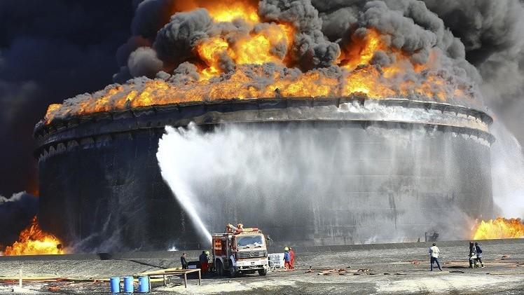 Fiebre del petróleo: El Estado Islámico ataca dos yacimientos en Libia