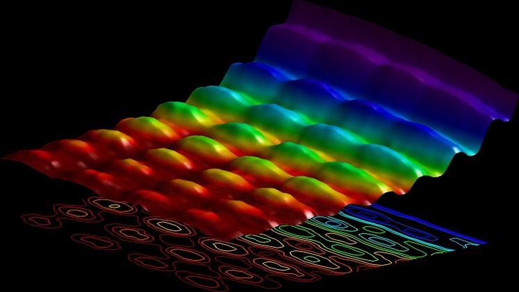 Video: Científicos logran hacer la primera fotografía de la luz