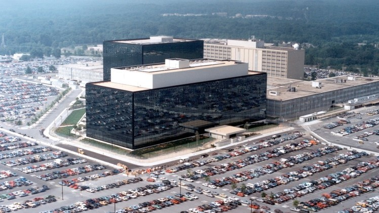 La sede de la NSA resulta dañada por disparos