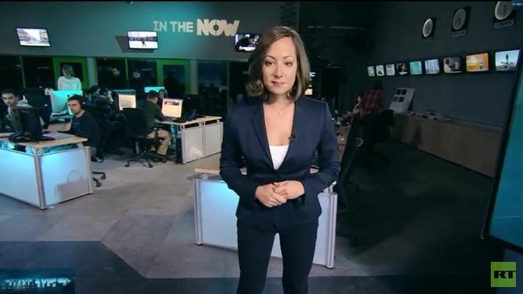 """Periodista de RT al imperio mediático de EE.UU.: """"No se pueden comprar todas las ondas"""""""