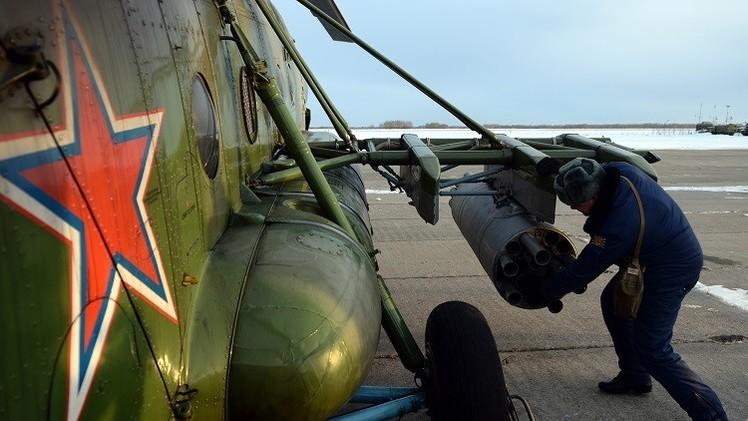 Helicópteros con el sistema de guerra electrónica más avanzado engrosan filas del Ejército de Rusia