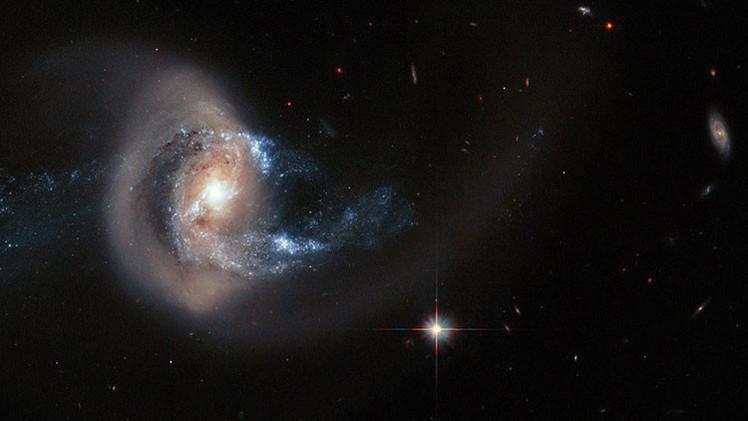 'Sorpresa cósmica': Astrónomos descubren una galaxia que no tendría que existir
