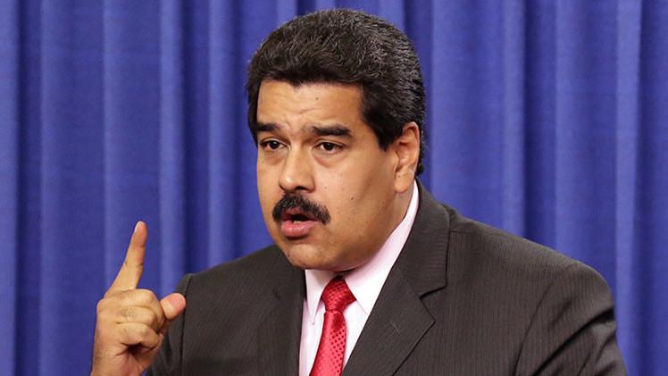 """Maduro: """"Si me presento a la presidencia de España, ganaría"""""""