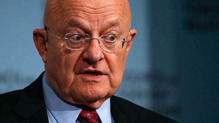 Jefe de Inteligencia de EE.UU. reconoce visitar a Kiev