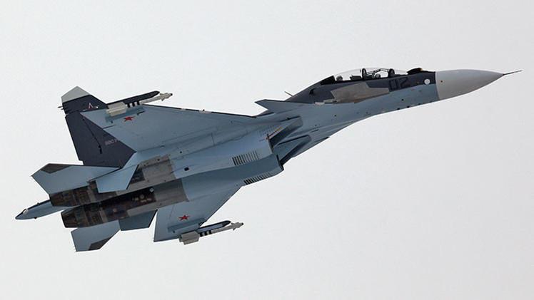 Cazabombarderos rusos practican ataques aéreos contra buques de la OTAN en el mar Negro