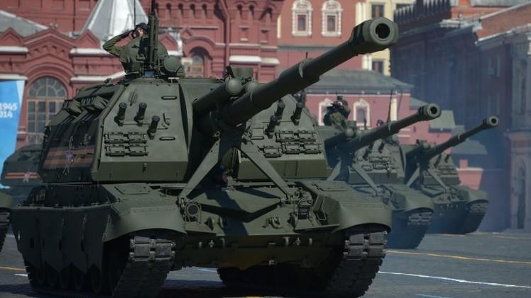 7 nuevos tipos de armas que Rusia lucirá en el  desfile militar del Día de la Victoria