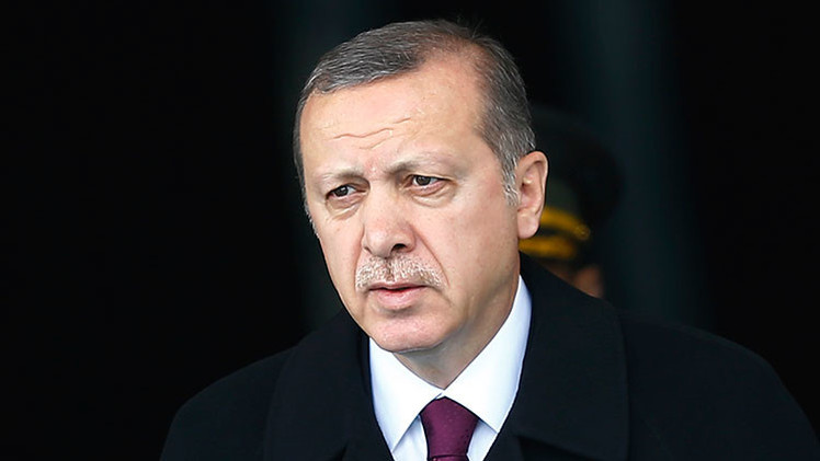 El presidente turco