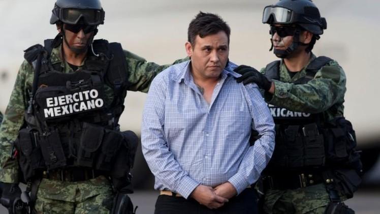 Fotos: Así es la lujosa casa donde se ocultaba el máximo líder de Los Zetas